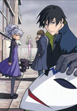 Темнее чёрного ТВ-1 / Darker than Black: Kuro no Keiyakusha