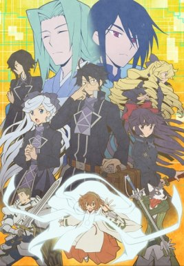 Лог Горизонт ТВ-3 / Log Horizon TV-3